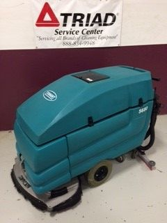 Reconditioned Tennant 5680 Walk-Behind Floor Scrubber
