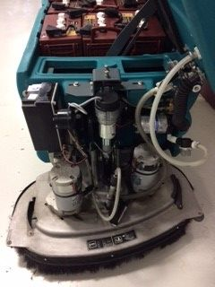 Refurbished Tennant 5680 Walk-Behind Floor Scrubber