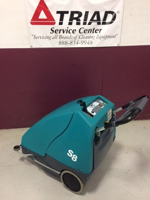 Tennant S8 Sweeper Vac for sale