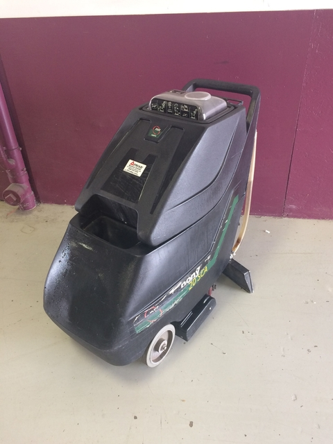 NSS Pony 20 Carpet Extractor For Sale