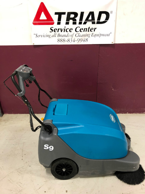 Tennant S9 Sweeper For Sale
