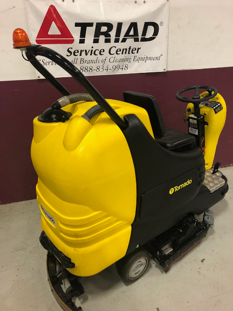 Used Tornado 28_30 99765 Mini Rider Scrubber for sale