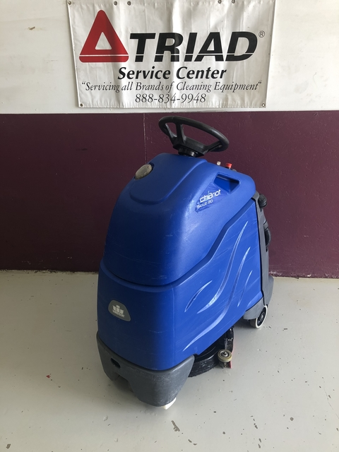 used Windosr Chariot iScrub 20 for sale